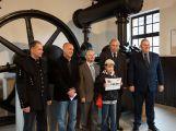 Hornické muzeum přivítalo návštěvníka s pořadovým číslem 1,100.000