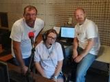 Dobříšské rádio dnes poprvé osloví své posluchače