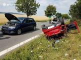 Policie hledá svědky dopravní nehody v Rožmitálu pod Třemšínem