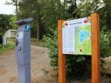 Klepší orientaci na Nováku poslouží návštěvníkům mapa areálu