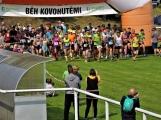 48.ročník Běhu Kovohutěmi má tradičně start icíl nafotbalovém stadionu  ve Lhotě u Příbramě