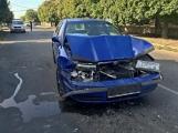 Nepozornost je pravděpodobnou příčinou dopravní nehody na Dobříši