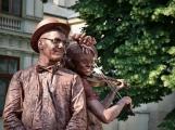 Už zítra se uskuteční Festival živých soch. Sjedou se lidé ze všech koutů republiky