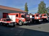 Rožmitálští hasiči jsou ve finále ankety, podpořte je svým hlasem