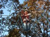 V neděli najdete na Svaté Hoře lanový park!