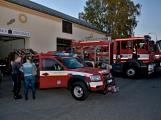 Březohorští dobrovolní hasiči otevřeli veřejnosti dveře dokořán