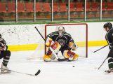 13. kolo krajské hokejové ligy se domácím příliš nevyvedlo