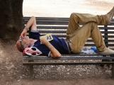 Spící okradl sám sebe, usvědčila ho kamera