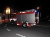 Hasiči likvidovali požár na nádraží