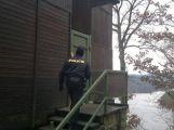 Policie kontroluje rekreační objekty