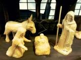 Muzeum zlata v Novém Kníně nabízí výstavu regionálních betlémů