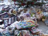 Příbramské divadlo včera přichystalo dětem Vánoce