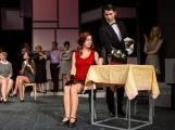 Příbramské divadlo uvede retromuzikál Dáma na kolejích