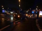 Aktuálně: Srážka vozu s chodcem si vyžádala zranění