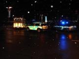 Aktuálně: Řidič srazil v centru Příbrami ženu s kočárkem
