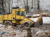 Příbramští zastupitelé neschválili demolici budov u skládky