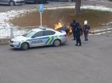 Zásah hasičů si dnes vyžádal další oheň