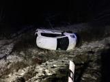 Aktuálně: Ledovka uzavřela Strakonickou! Došlo zde ke srážce dvou vozidel