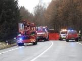 Aktuálně: Smrtelná dopravní nehoda v Příbrami zaměstnává záchranné složky