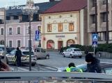 Ministr a policejní prezident ocenili policisty za zásah v bance