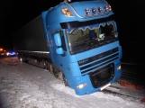Aktuálně: Ledovka pokryla silnice