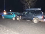 Aktuálně: Nehoda dvou vozidel blokuje jízdní pruh na výjezdu z Příbrami