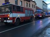 Aktuálně: Plameny zachvátily sklepní prostory hotelu