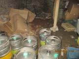 Asijské bistro v Březnici úklid moc neřešilo