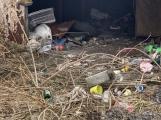 Zákoutí Březnické ulice nahání hrůzu!