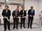 Příbramská nemocnice otevřela lůžkové oddělení paliativní péče