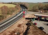 Video: Policejní drony se zaměřily na neukázněné řidiče