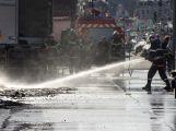 Středočeští hasiči opět zažili rušného Silvestra