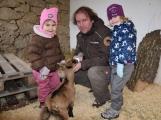 Posledního března přijeďte za zvířátky!