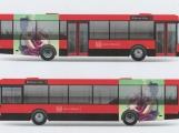 Autobusy MHD bude možné sledovat prostřednictvím GPS