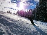 Ve středních Čechách dnes ukončil provoz první skiareál