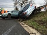 Aktuálně: Dopravní nehoda omezuje provoz na dálnici