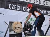 Prestižní závod Timbersportu se vrací do Příbrami!