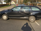 Aktuálně: Ve Školní ulici opatrně, nehoda dvou vozidel omezuje provoz