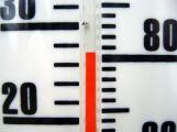 V Příbrami byl včera překonán teplotní rekord