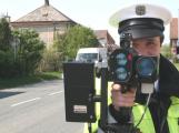 Policisté v tomto týdnu budou měřit rychlost v ulicích Příbrami. Známe jejich stanoviště