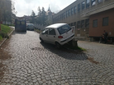 Foto dne: Řešení nedostatku parkovacích míst? Nechte se inspirovat