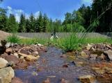 V Brdech se čeká na dotace pro nové nádrže a rybníčky