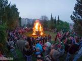 V úterý můžete čarodějnici spálit na Březových Horách
