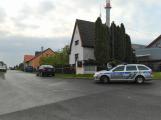V Březnici došlo k vraždě! Na místě je krajská kriminálka