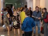 V sobotu 18. května startuje umělecký happening SVATOHORSKÉ SCHODY 2019
