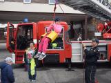 Děti se seznámily s prací hasičů