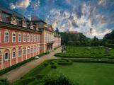 Francouzský park u Dobříšského zámku se otevře nejdříve v polovině příštího roku