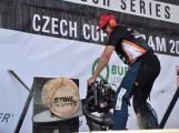 Timbersports a Martin Komárek opět v Příbrami