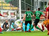 Vršovický klokan odkopl 1.FK do barážového duelu proti Zbrojovce