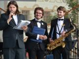 Náměstím zněl swing, rock, ale i krásné české dudy